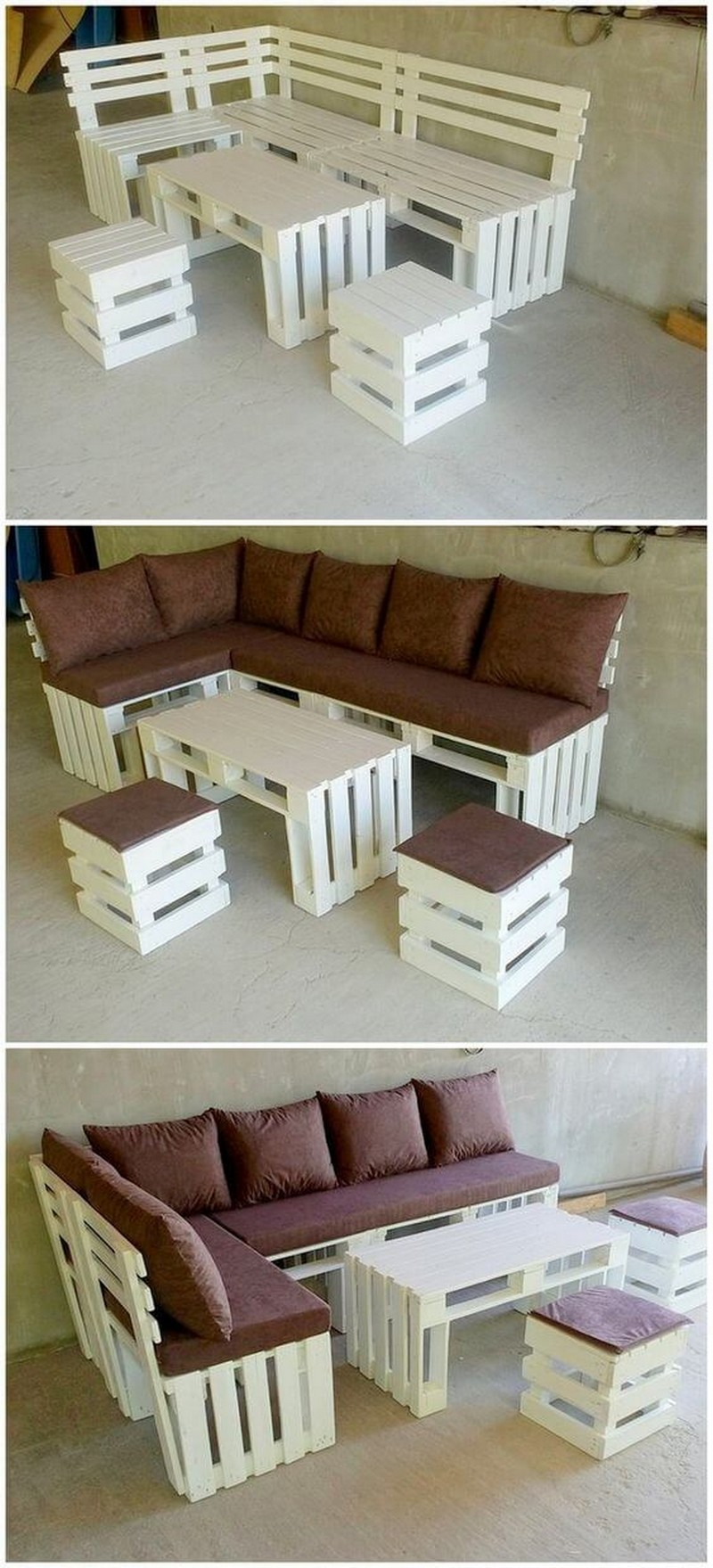Easy And Inexpensive Diy Pallet Projects For Home  U2013 Diy