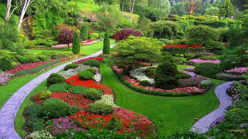 Different Garden Landscape Designs Ideas – DIY Inspirational – DIY ...