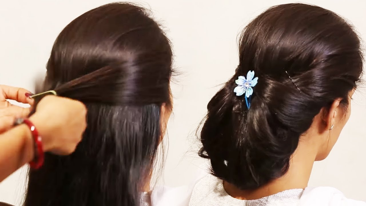 Simple and Easy Girls Hairstyles for Everyday – DIY Inspirational