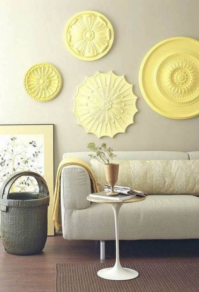40 Creative DIY Inspirational Wall Art Decor ideas – DIY ...